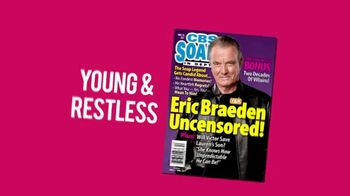 CBS Soaps in Depth TV Spot, 'The Young and the Restless: Suspenseful Story'