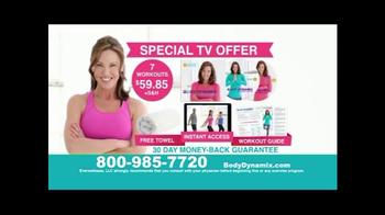 Body Dynamix TV Spot, 'Regular Exercise' - Thumbnail 7