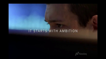 NASDAQ TV Spot, 'Where Ambition Is Brought to Life' - Thumbnail 4