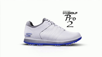 SKECHERS GO GOLF Pro 2 TV Spot, 'Thoughts' Featuring Matt Kuchar - Thumbnail 7