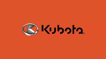 Kubota BX80 Series TV Spot, 'Changing the Game' - Thumbnail 8