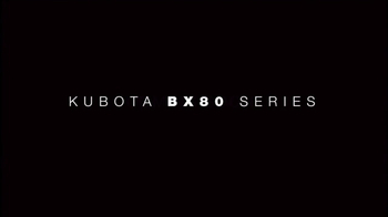 Kubota BX80 Series TV Spot, 'Changing the Game' - Thumbnail 6