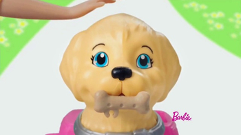 Barbie Walk & Potty Pup TV Spot, 'Time for a Stroll' - Thumbnail 6