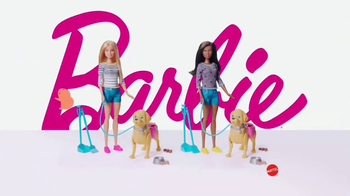 Barbie Walk & Potty Pup TV Spot, 'Time for a Stroll' - Thumbnail 8