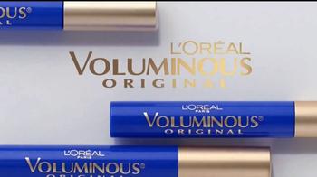 L'Oreal Voluminous Original TV Spot, 'Cinco veces el volumen' [Spanish] - Thumbnail 3