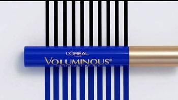 L'Oreal Voluminous Original TV Spot, 'Cinco veces el volumen' [Spanish] - Thumbnail 5
