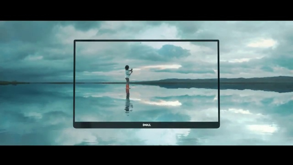 Dell XPS 13 2-in-1 TV Commercial, 'Laptop With InfinityEdge Display'