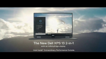 Dell XPS 13 2-in-1 TV Spot, 'Laptop With InfinityEdge Display' - Thumbnail 8