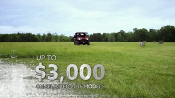 Can-Am Spring Fever Sales Event TV Spot, 'The Best Time of the Year' - Thumbnail 3
