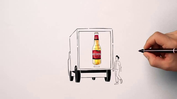 Redd's Apple Ale TV Spot, 'Average Adult SL' [Spanish]