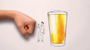 Redd's Apple Ale TV Spot, 'Average Adult SL' [Spanish] - Thumbnail 8