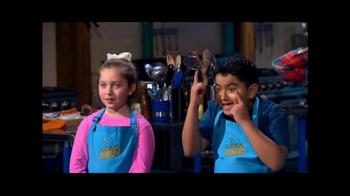 No Kid Hungry TV Spot, 'Food Network: Kid Chefs' - Thumbnail 1