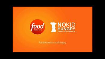 No Kid Hungry TV Spot, 'Food Network: Kid Chefs' - Thumbnail 5