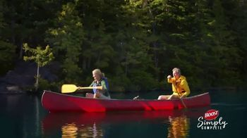 Boost Simply Complete TV Spot, 'Kayak'