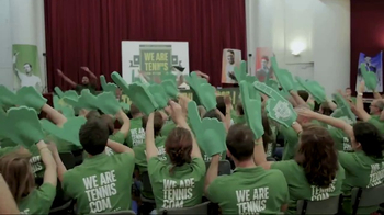 BNP Paribas We Are Tennis Fan Academy TV Spot, 'Passion' - Thumbnail 1