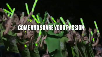 BNP Paribas We Are Tennis Fan Academy TV Spot, 'Passion' - Thumbnail 4