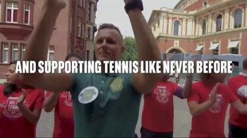 BNP Paribas We Are Tennis Fan Academy TV Spot, 'Passion' - Thumbnail 5