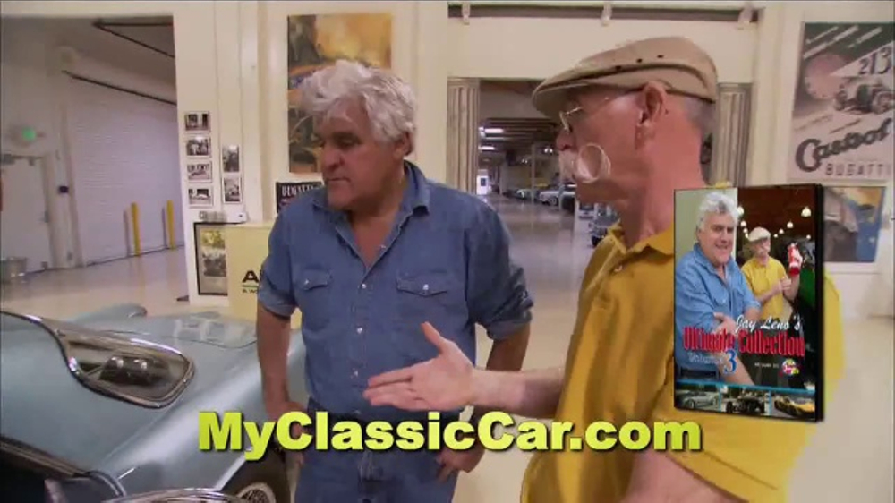 Jay Leno's Ultimate Collection Volume 3 DVD TV Spot