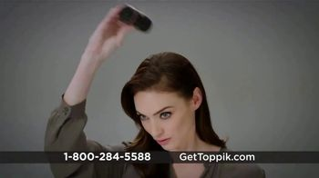 Toppik TV Spot, 'Get Thicker, Fuller-Looking Hair, Instantly' - Thumbnail 4