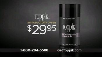 Toppik TV Spot, 'Get Thicker, Fuller-Looking Hair, Instantly' - Thumbnail 6
