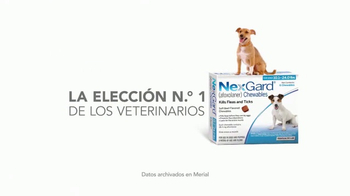 NexGard Chewables for Dogs TV Spot, 'La felicidad de los perros' [Spanish] - Thumbnail 10