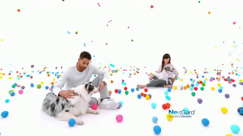 NexGard Chewables for Dogs TV Spot, 'La felicidad de los perros' [Spanish] - Thumbnail 6