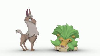 Animal Jam TV Spot, 'Llama Trauma'