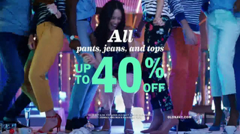 Old Navy TV Spot, 'Hi, Fashion: Spring Into the Collection' Song by Shamir - Thumbnail 8