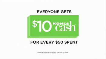 Kohl's TV Spot, 'Sonoma Deals' - Thumbnail 8