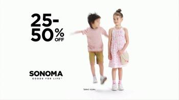 Kohl's TV Spot, 'Sonoma Deals' - Thumbnail 5
