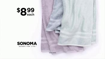 Kohl's TV Spot, 'Sonoma Deals' - Thumbnail 7