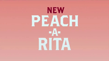 Bud Light Peach-A-Rita TV Spot, 'Make It a Margarita Moment' - Thumbnail 1