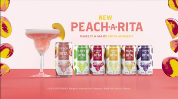 Bud Light Peach-A-Rita TV Spot, 'Make It a Margarita Moment' - Thumbnail 9