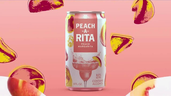 Bud Light Peach-A-Rita TV Spot, 'Make It a Margarita Moment' - Thumbnail 3