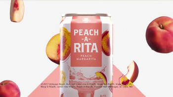 Bud Light Peach-A-Rita TV Spot, 'Make It a Margarita Moment' - Thumbnail 7