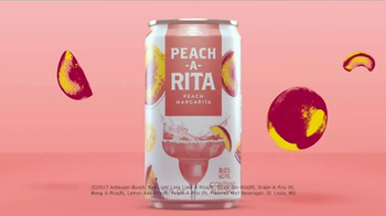 Bud Light Peach-A-Rita TV Spot, 'Make It a Margarita Moment' - Thumbnail 8