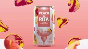 Bud Light Peach-A-Rita TV Spot, 'Make It a Margarita Moment'