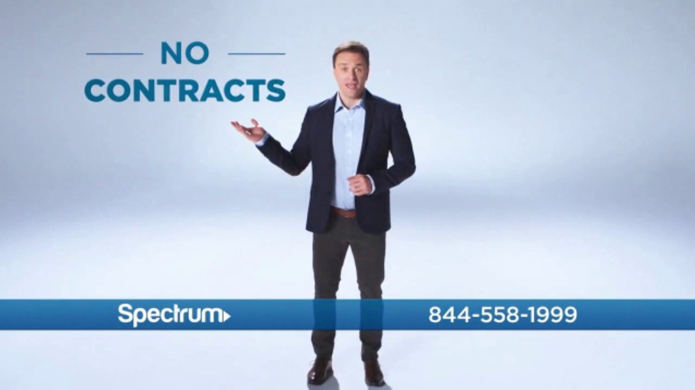 Spectrum TV Commercial, 'Better Internet and Voice'