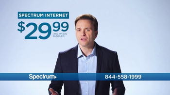 Spectrum TV Spot, 'Better Internet and Voice' - Thumbnail 1