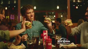 Red Robin TV Spot, 'Let's Burger' - Thumbnail 4