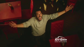 Red Robin TV Spot, 'Let's Burger' - Thumbnail 5