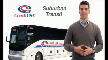 Coach USA TV Spot, 'Transportation Anywhere' - Thumbnail 3