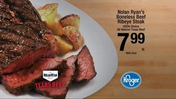 The Kroger Company TV Spot, 'Ribeye Steak' - Thumbnail 8