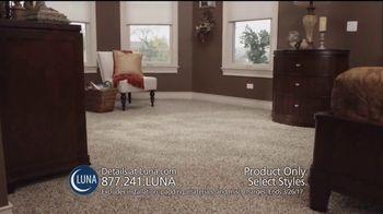 Luna 70% Off Sale TV Spot, 'Shop at Home for New Floors'