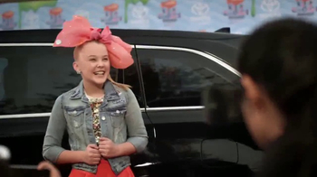 2017 Toyota Highlander TV Spot, 'Nickelodeon: Kids' Choice Awards' - Thumbnail 7