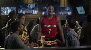 Buffalo Wild Wings TV Spot, 'Number 7' - 266 commercial airings