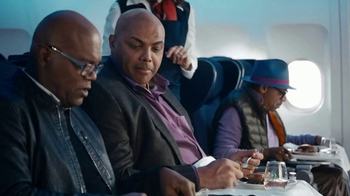 Capital One TV Spot, 'Steaks' Featuring Samuel L. Jackson, Charles Barkley - Thumbnail 1