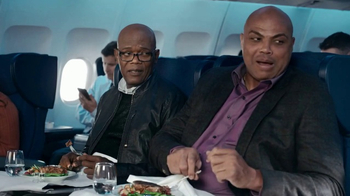 Capital One TV Spot, 'Steaks' Featuring Samuel L. Jackson, Charles Barkley - Thumbnail 5