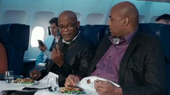 Capital One TV Spot, 'Steaks' Featuring Samuel L. Jackson, Charles Barkley - 107 commercial airings