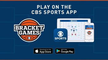 CBS Sports App TV Spot, 'Bracket Games' - Thumbnail 7